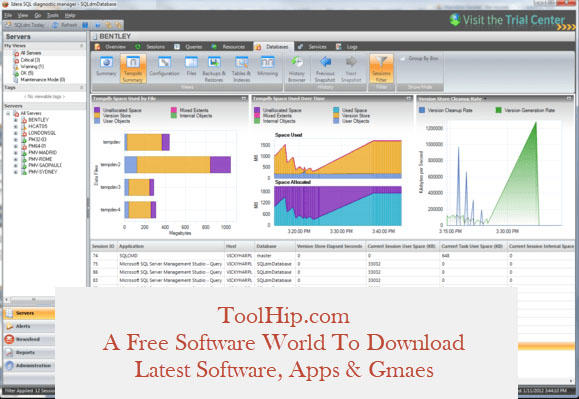 IDERA SQL Product Pack 2018 v1.9.1.328 Free Download