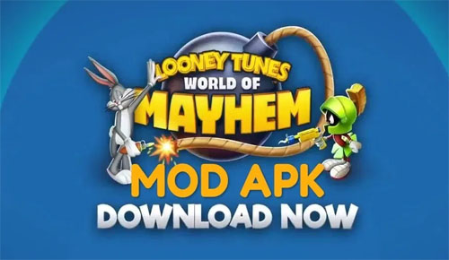 Looney Tunes World of Mayhem 17.1.1 APK Free Download