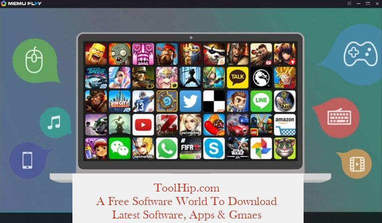 MEmu Android Emulator 7.1.1 Free Download