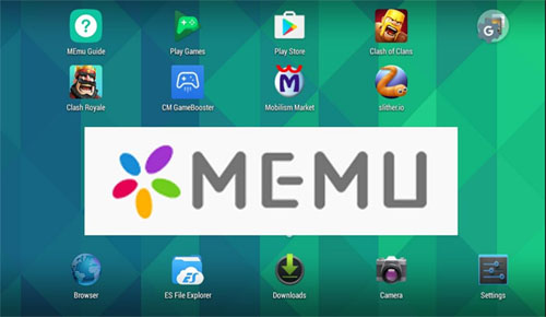 MEmu Android Emulator 7.1.1 Free Download