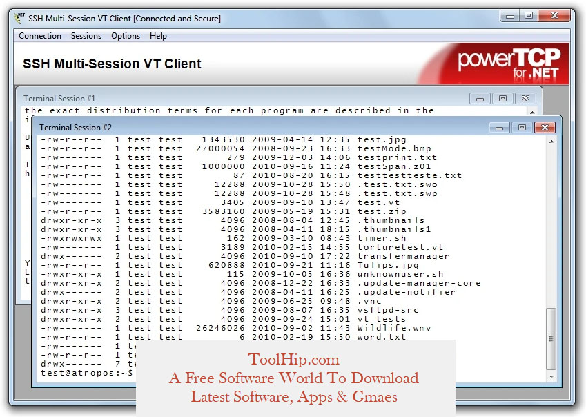 PowerTCP Web Enterprise Tool for ActiveX 1.8.3 Download