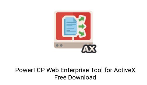 PowerTCP Web Enterprise Tool for ActiveX 1.8.3 Download