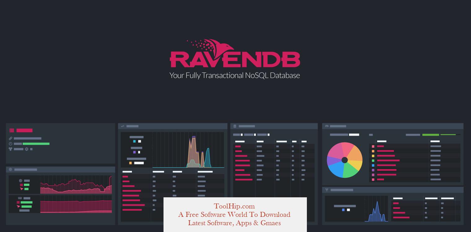 RavenDB Enterprise Edition 4.0.6 Free Download