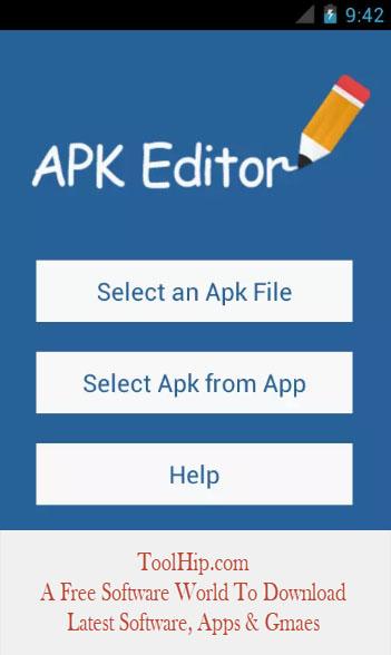 APK Editor 1.9.0 Free Download