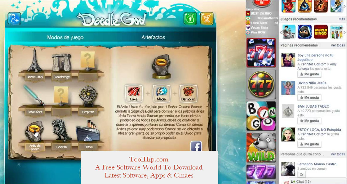 Doodle God Artifacts Free Download
