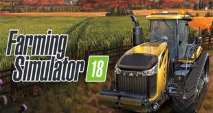 Farming Simulator 18 1.4.0.7 APK Free Download