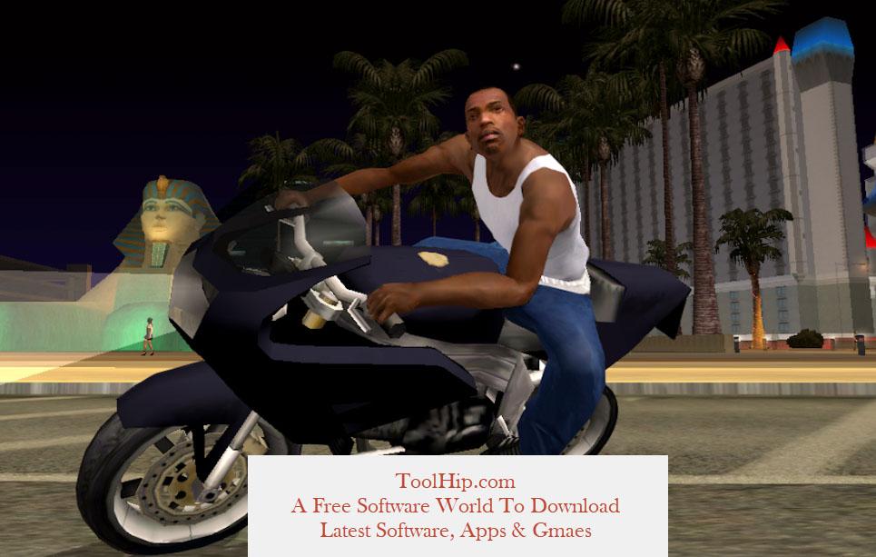 GTA San Andreas v2.00 APK MOD Free Download