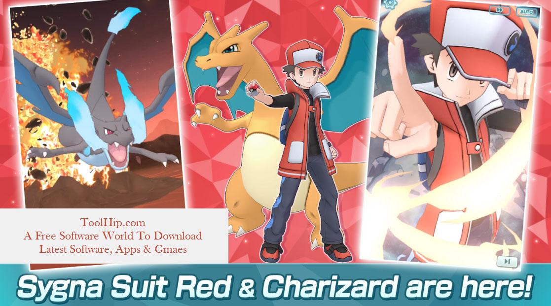 Pokémon Masters APK 1.7.1 MOD Free Download