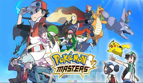 Pokémon Masters APK 1.7.1 MOD Free Download