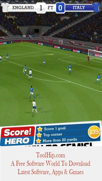 Score Hero 2.40 APK Free Download