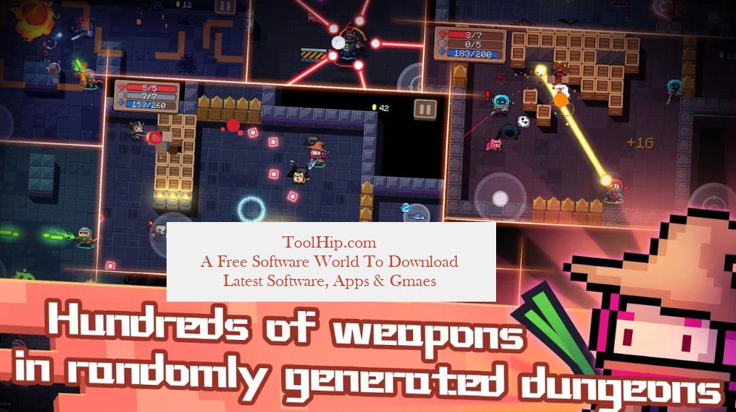 Soul Knight 2.5.5 APK Free Download