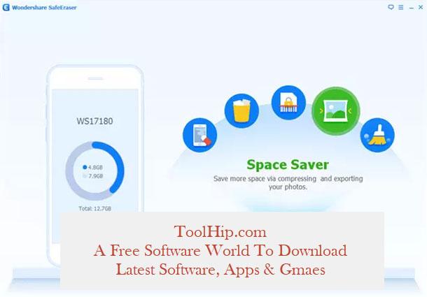 SafeEraser 4.9.9 Free Download