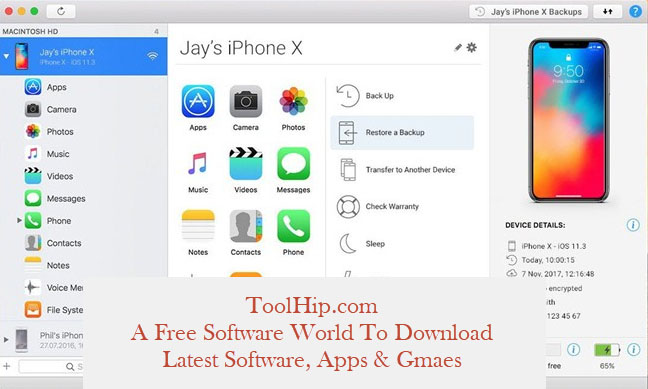 iMazing IOS 2.11.1 (2020 Latest) Free Download