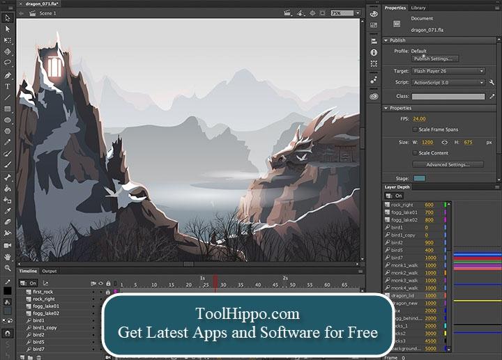Adobe Animate Free CC 2020 20 Download