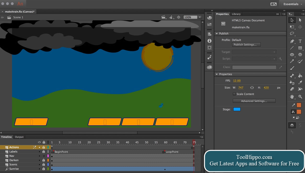 Adobe Animate Free CC 2020 20 Download