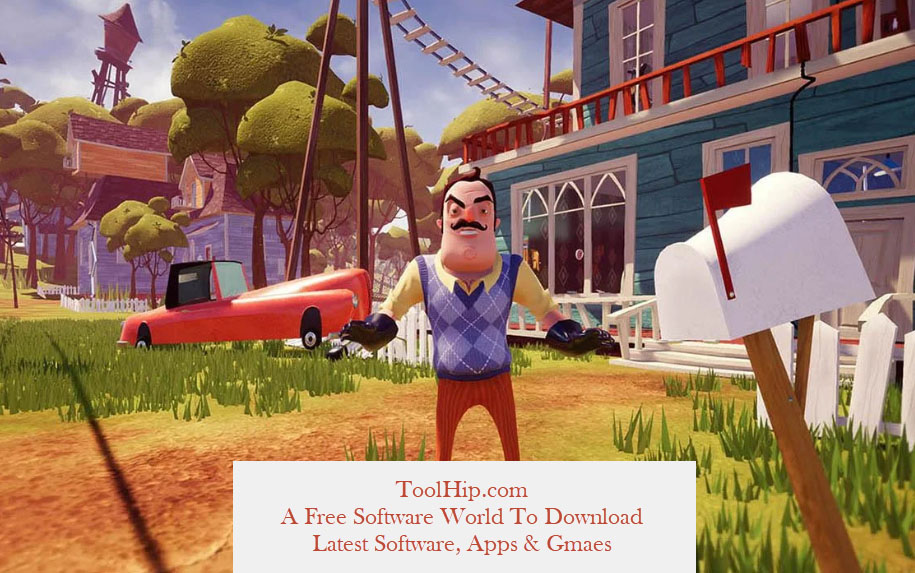 Hello Neighbor APK + MOD + OBB 1.0 Free Download