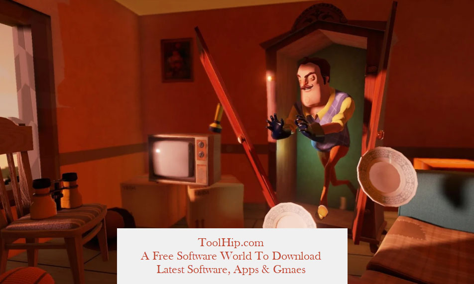 Hello Neighbor APK + MOD + OBB 1.0 Free Download