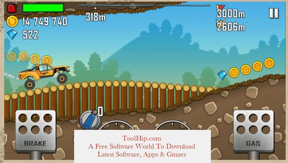 Hill Climb Racing 1.45.6 APK MOD Free Download