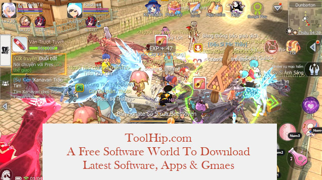 Mabinogi Mobile: Fantasy Life 1.78.123108 Free Download
