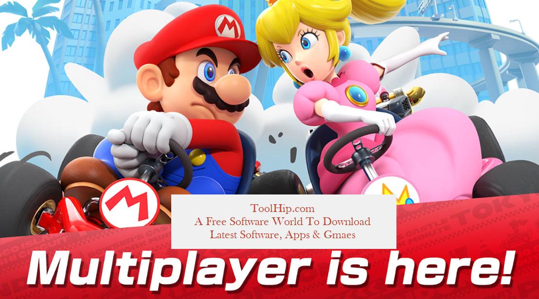 Mario Kart Tour APK 2.0.1 + OBB Free Download - Android