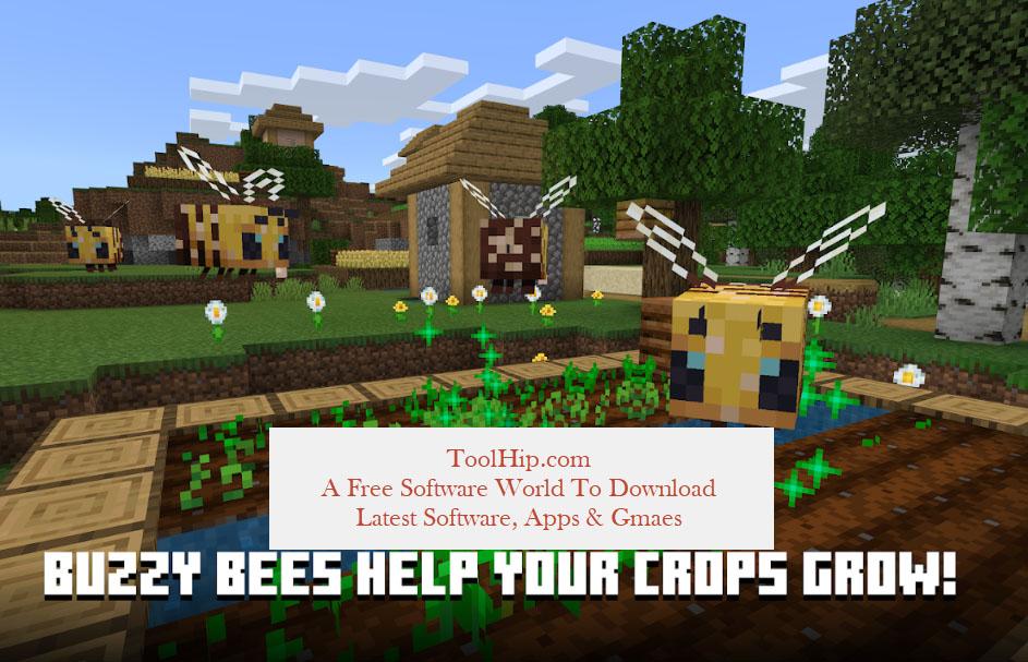Minecraft PE APK 1.16.0.55 MOD Free Download