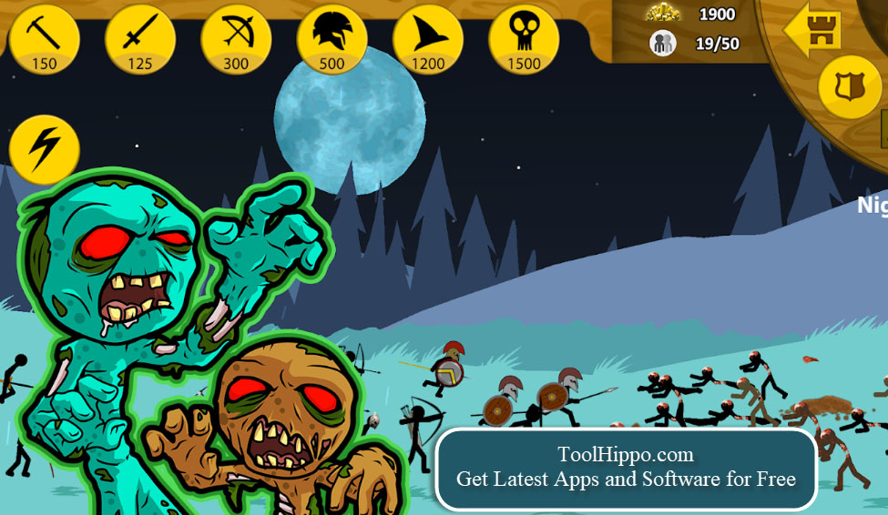 Stick War: Legacy 1.11.155 APK MOD Free Download
