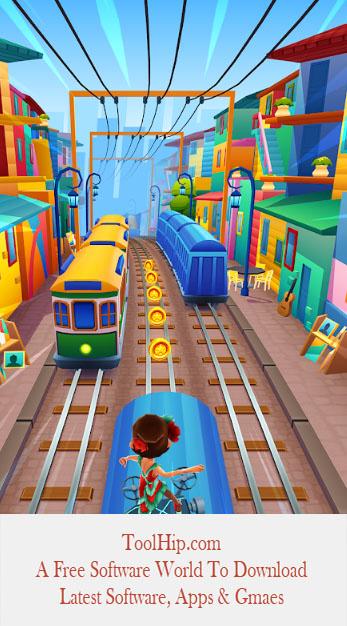 Subway Surfers APK 1.118.0 MOD Free Download