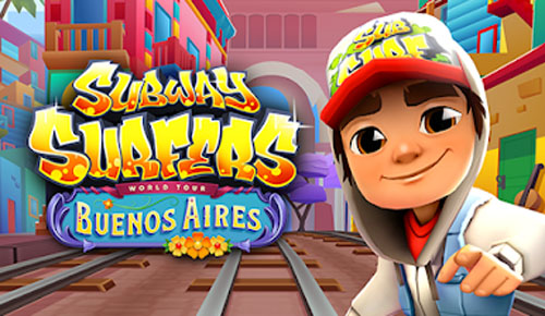 Subway Surfers APK 1.118.0 MOD Free Download