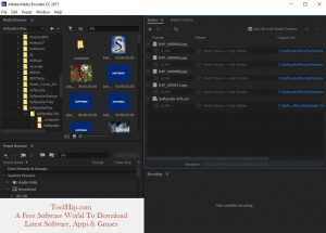 Adobe Media Encoder Free