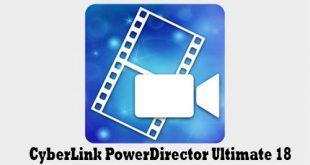 CyberLink PowerDirector Ultimate v18.0.2725.0 Free Download
