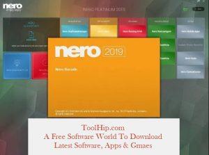Nero Platinum 2019 Free
