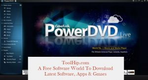 Power DVD Download Free