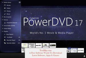Power DVD Free Download