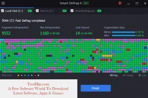 Smart Defrag Pro Free