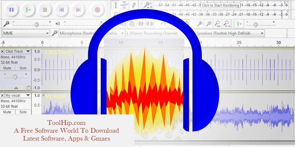 Audacity Download Free