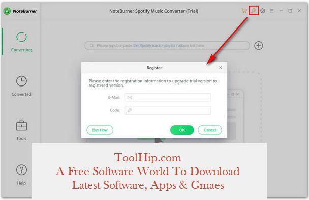 NoteBurner Spotify Music Converter Free Download