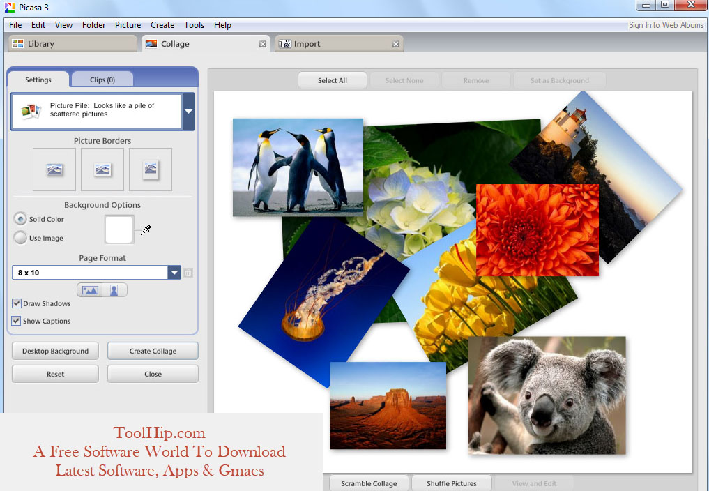 Picasa Download for PC