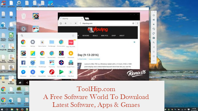 Remix OS Player Free Download