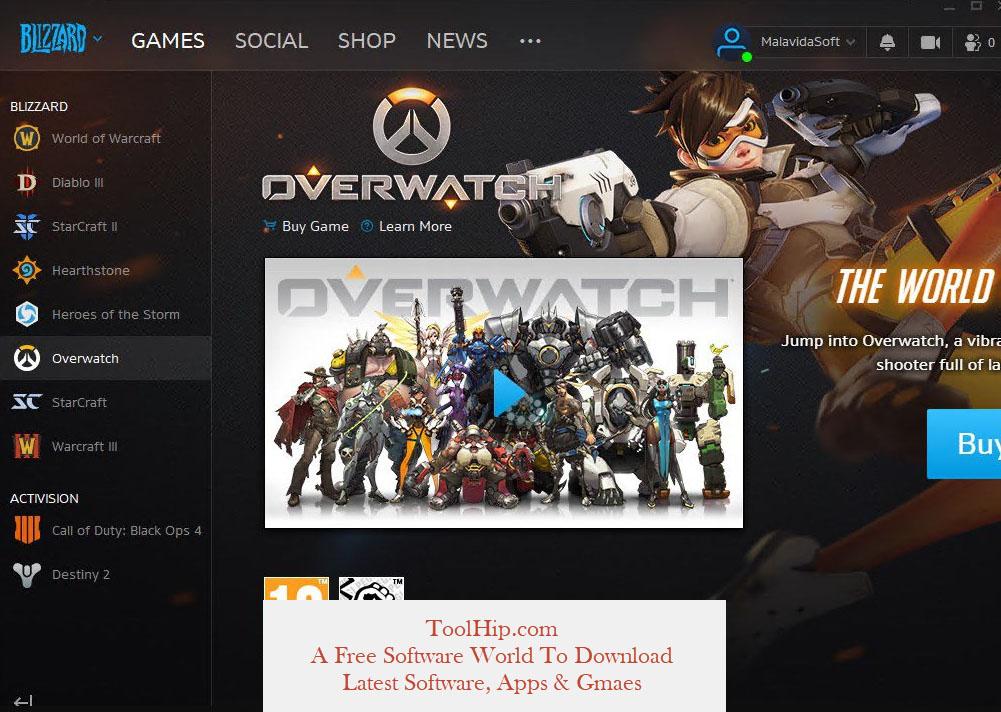 Battle.Net Free Download