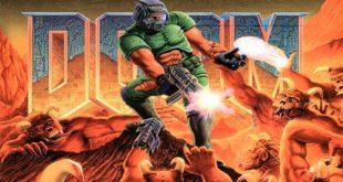 Doom 1 (DOS 1993) Free Download For Windows