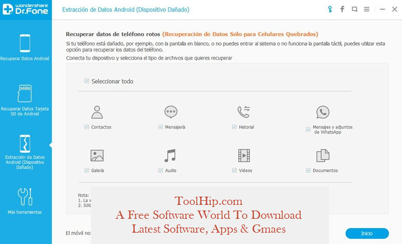 Dr.Fone Download Free