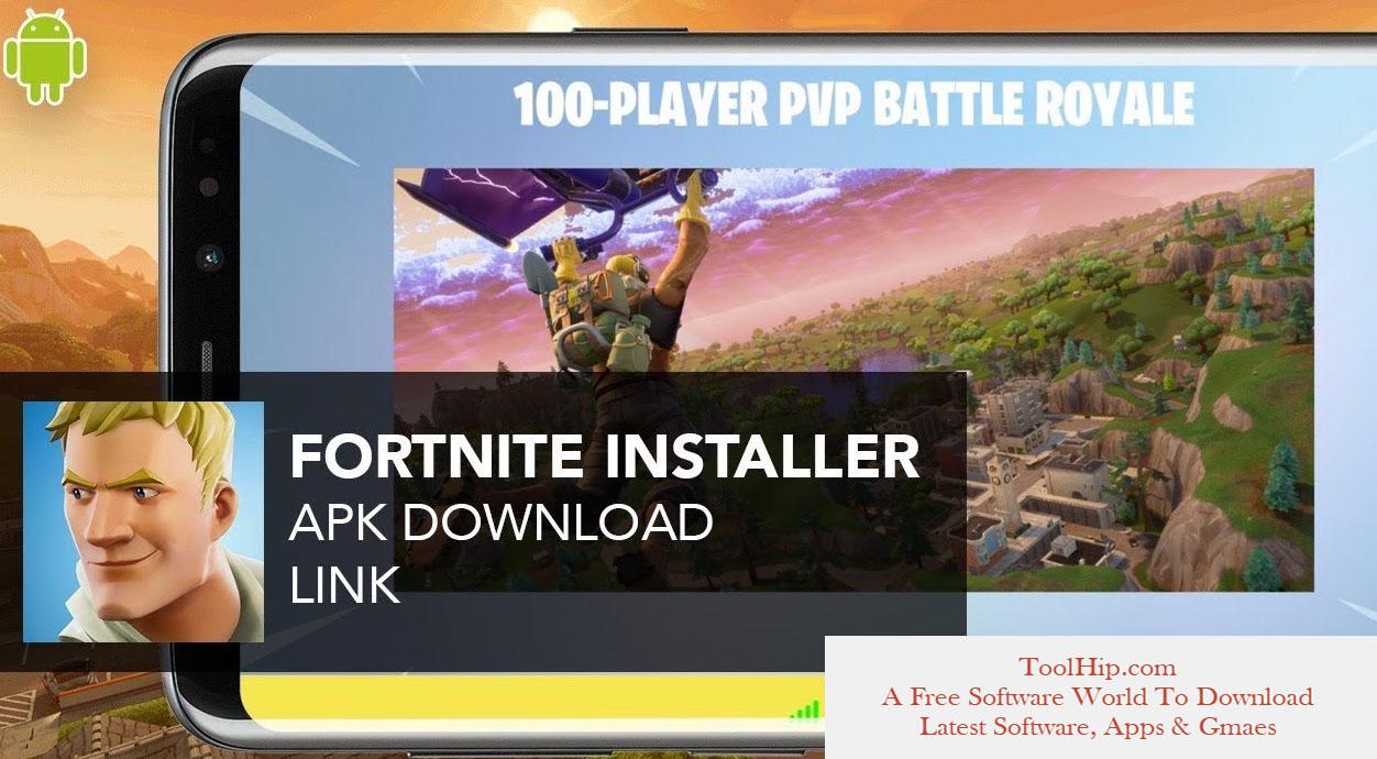 Fortnite Installer APK Download