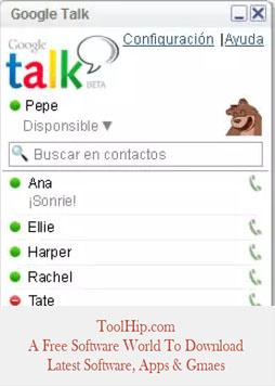 Google Talk Download Free