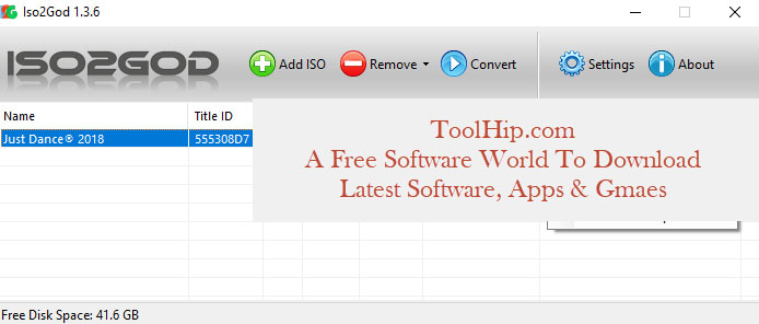 ISO2God Download Free