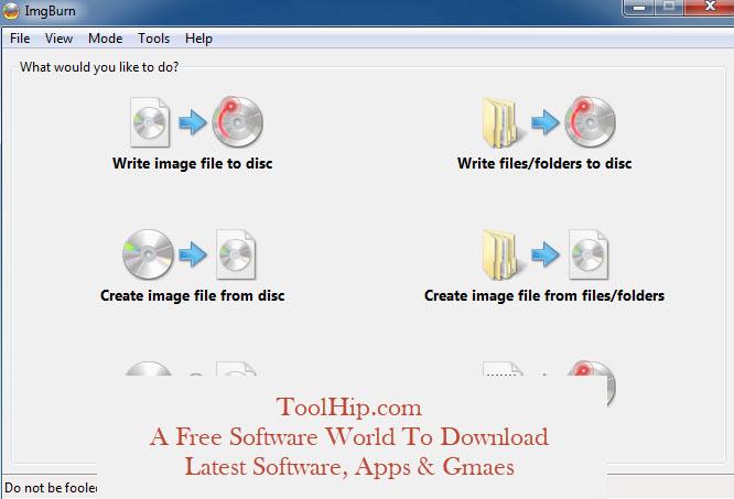 ImGburn Portable Download