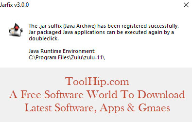 Jarfix Download