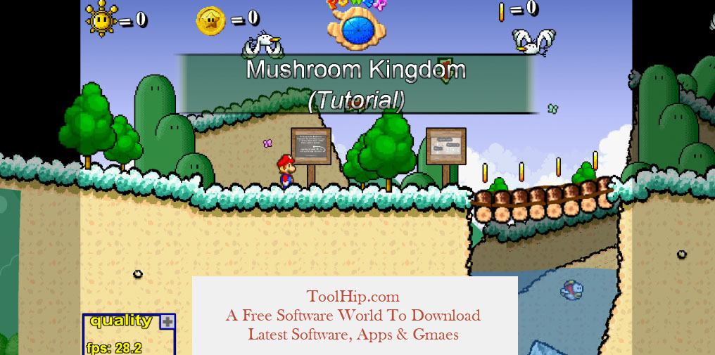 Super Mario 63 Free Download