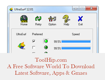 UltraSurf Free Download