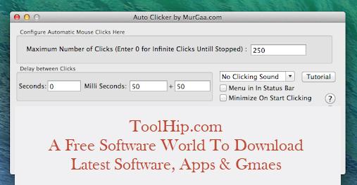 Auto Clicker for MAC Free
