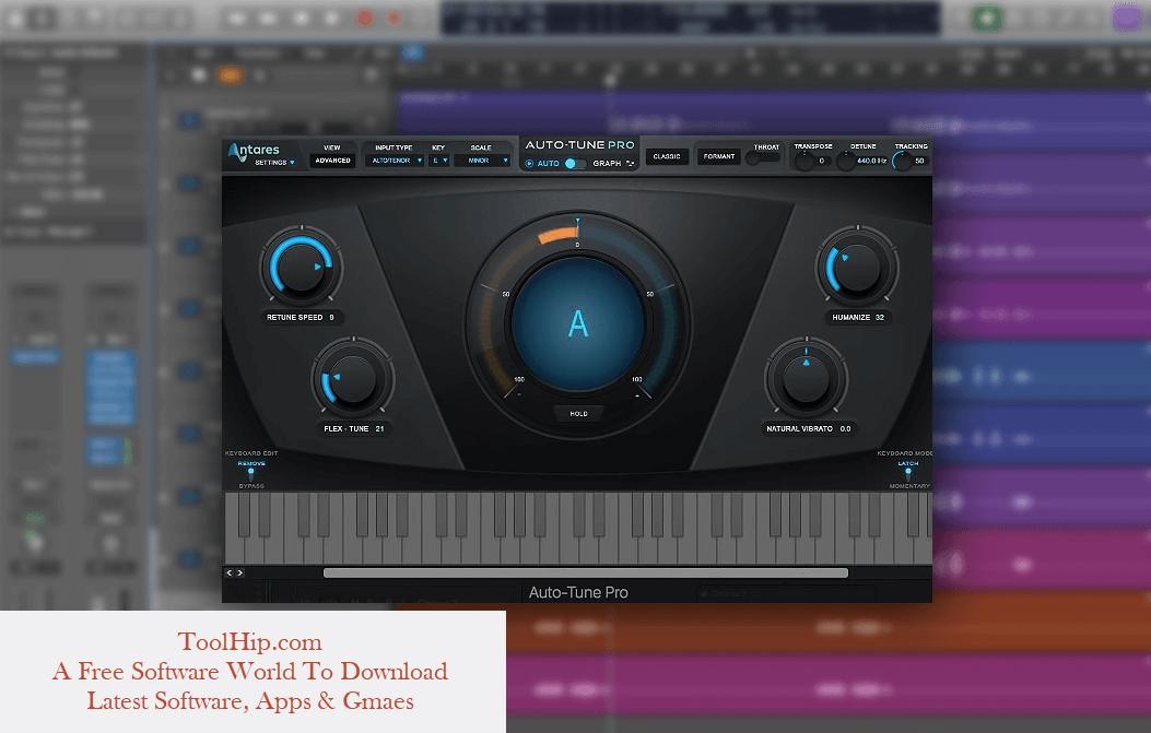 Auto-Tune Pro Free Download
